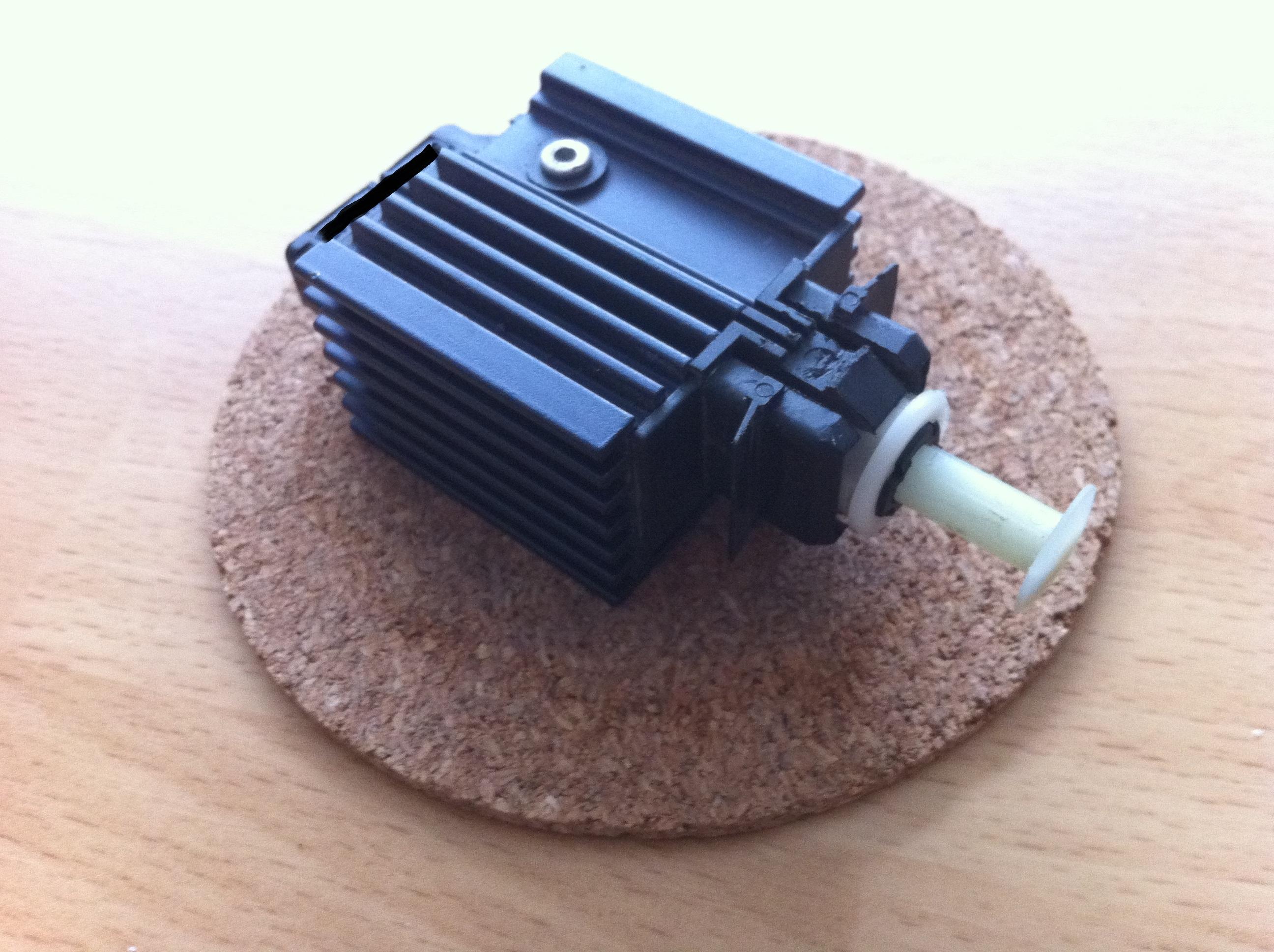 8series.eu - Ein einfacher Schalter mit viel Elektronik... - 8 ...